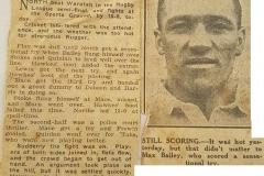 Northern Suburbs defeat Waratah Mayfield 1928