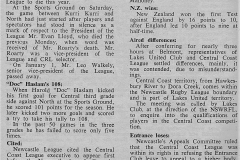 Jack Hutchinson's 100 Games - 1950