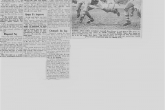 Northern Suburbs defeat Lakes United 1960.