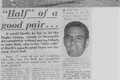 John Daly 1962.