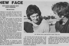 Mick Hurtz and Garry Leo 1976.