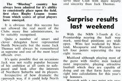 Vale Jack Thomas 1983.