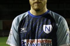 Donald Nairn 2018.