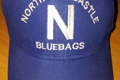 Blue Cap.