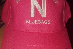 Pink Cap.