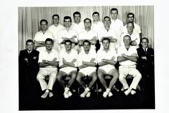 Northern Suburbs Cricket Club B Grade 1964/1965.