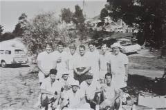 Northern Suburbs Cricket Club at Hudson Park Kotara 1971.