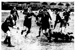C.Sharpe Norths vs Waratah 1936.