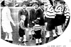 Northern Suburbs vs Morpeth-East Maitland 1936.