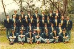 Ian Barkley 1979 Australian Schoolboy.