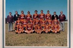 Graham Russell NSW Country Under 18's - 1982