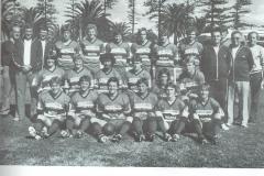 Newcastle Under 18's 1982.
