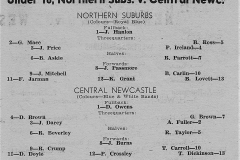 Norths-vs-Central-Under-18s 1958.