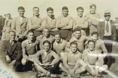 Jack Hutchinson Under 20's 1941.