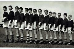 Carrington Under 15's Grand Finalists 1958.