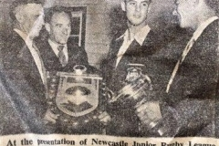 John Daly Under 20's 1953.
