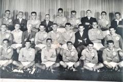 Northern Suburbs Under 18's 1958.