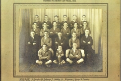 Northern Suburbs Patrons Cup Winners 1939.