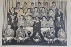 Northern Suburbs Minor & Major Premiers Under 16's 1959