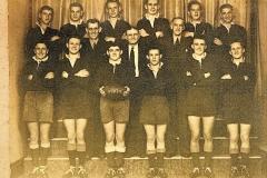 Northern Suburbs Under 16's Grand Finalist 1947.