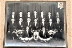 Northern Suburbs Under 20's (Undefeated) 1953.
