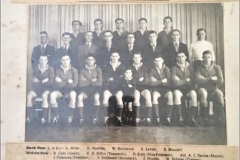 Northern Suburbs Under 20's Premiers 1937