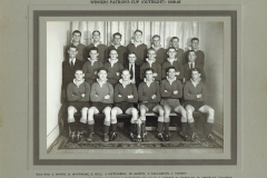 Northern Suburbs Patrons Cup Winners 1940.
