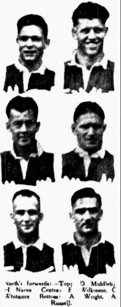 Middleby,Narvo,Wilkinson,Whitmore,Wright,Russell 1939.
