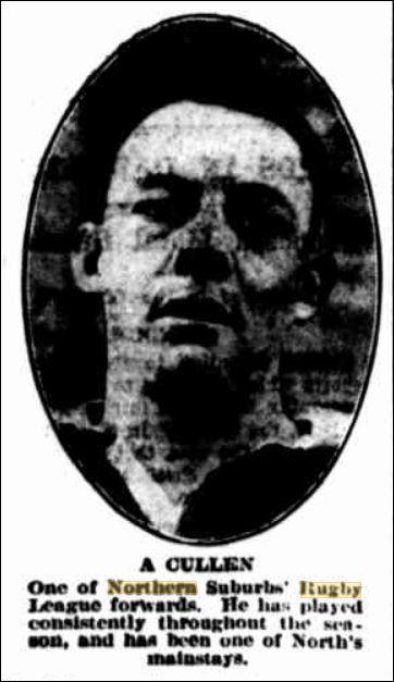 A.Cullen 1924.