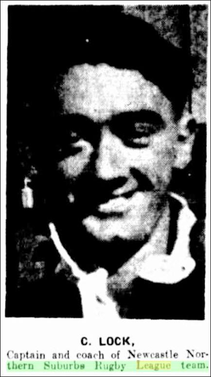 C.Lock 1935.