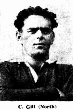 Charlie Gill 1947.