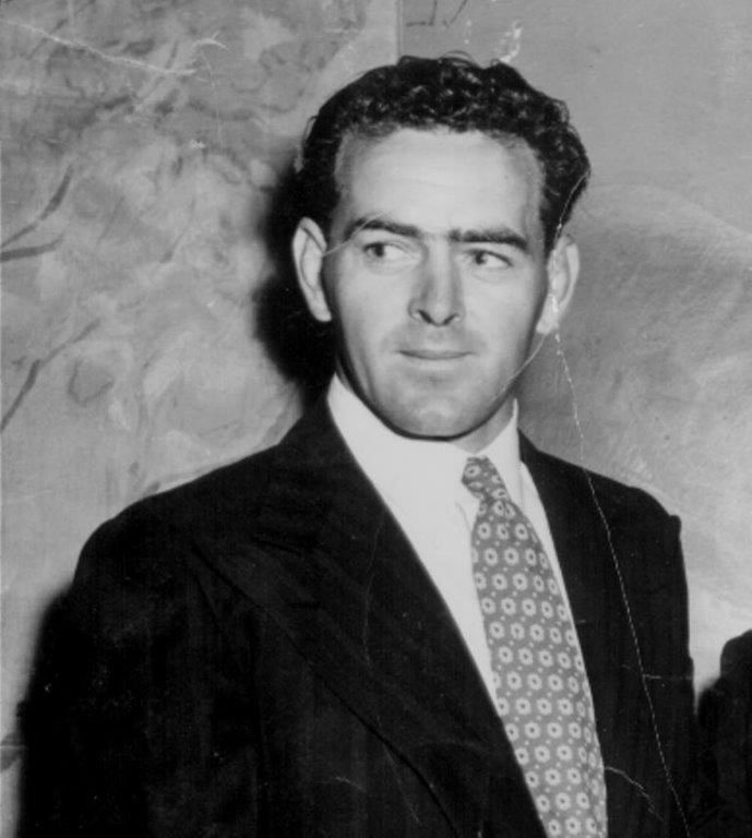 Charlie Gill circa mid 1950's.