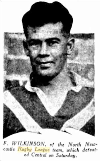 Frank Wilkinson 1935.