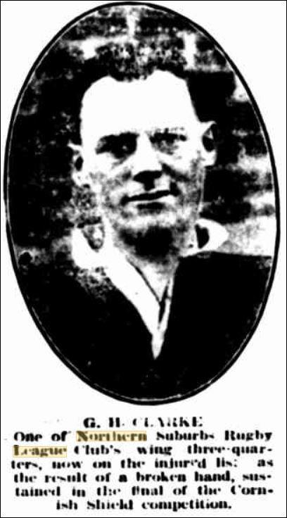 G.H Clarke 1924
