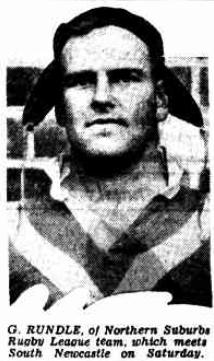 G.Rundle 1934.
