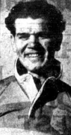 "Allen ""Dick""Johnson pictured here for NSW 1939."