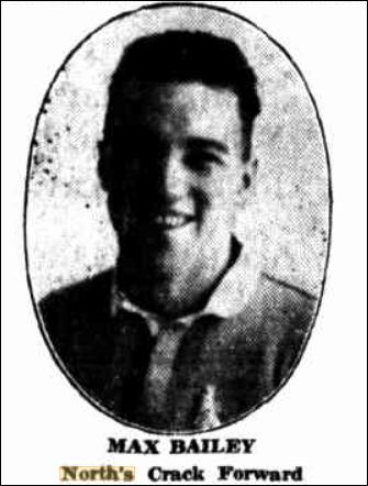 Max Bailey 1930.