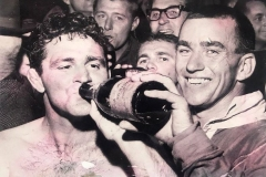 Bill Owen and Jack Gill Grand Final Day 1967.