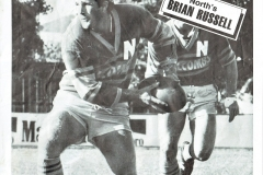 Brian Russell Saturday 7th May 1977.
