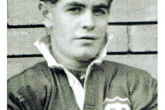 Eric Long pictured here in 1953.