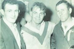 Garry Wilson,Peter Diamond,Brian Gibson 1968.