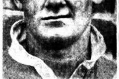 Harold Grace Captain 1934.