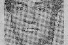 Karl Hutchinson pictured here in 1970.