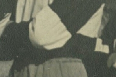 Barry Redding pictured at South Sydney 1949.