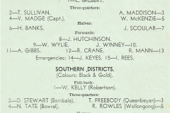 Newcastle vs Southern Districts 1948 (2)