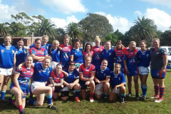 North Newcastle and Newcastle Representative Teams.