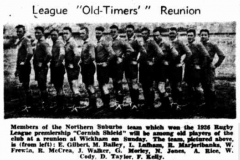 Northern Suburbs First Grade Premiers 1926.