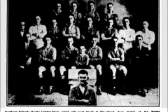 Northern Suburbs Grand Finalist 1927.