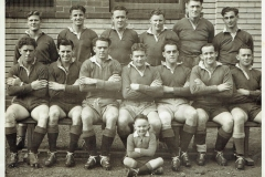 Northern Suburbs First Grade Finalists 1947.Thanks to Garry Smith,
