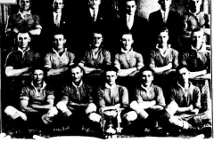 Northern Suburbs Third Grade Minor and Premiers 1930.
